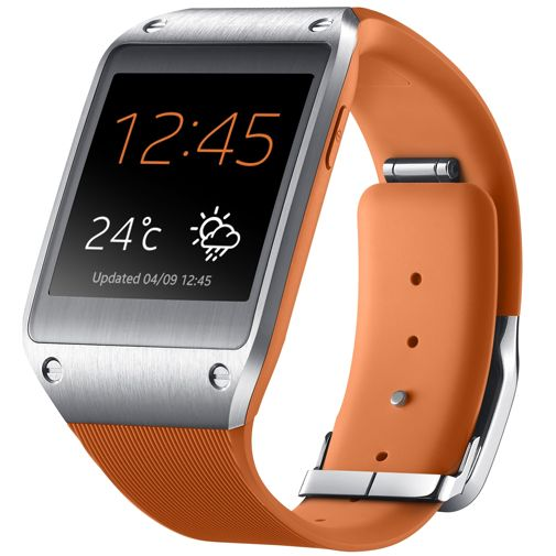 Productafbeelding van de Samsung Galaxy Gear Orange