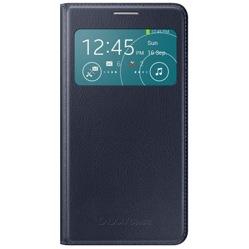 Samsung Galaxy Grand 2 S View Cover Blue