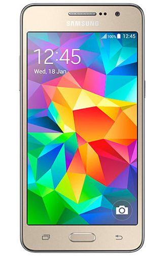 Samsung Galaxy Grand Prime VE Duos G531 Gold