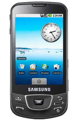 Samsung Galaxy I7500 Black