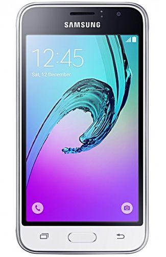 Samsung Galaxy J1 (2016) J120 White