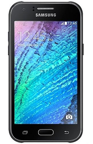 Samsung Galaxy J1 Duos Black