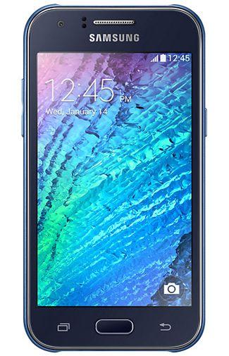 Samsung Galaxy J1 Duos Blue