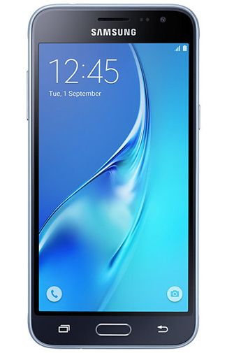 Samsung Galaxy J3 (2016) Duos Black