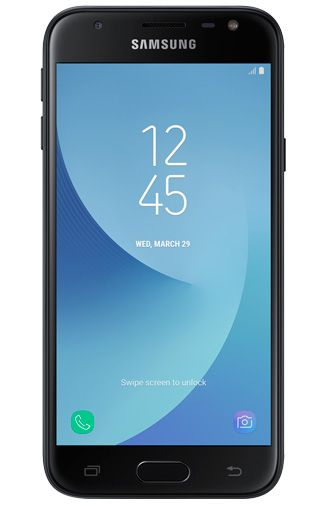 Productafbeelding Samsung Galaxy J3 (2017) J330 16GB Black