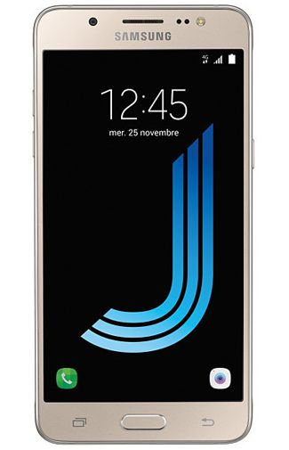 Samsung Galaxy J5 (2016) Duos J510 Gold