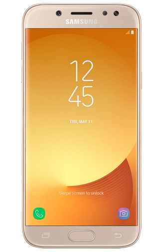 Productafbeelding Samsung Galaxy J5 (2017) J530 16GB Gold