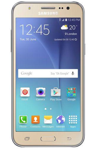 Samsung Galaxy J5 Duos Gold