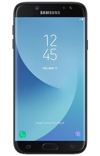 Productafbeelding Samsung Galaxy J7 (2017) J730 Duos 16GB Black