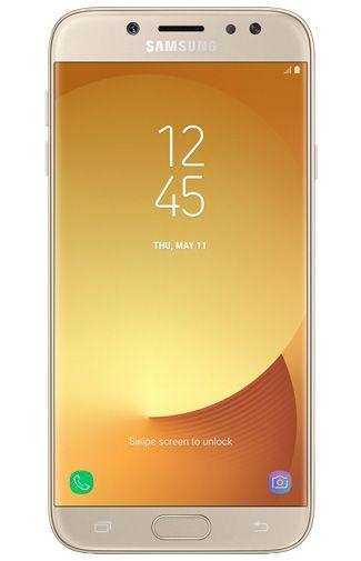 Productafbeelding Samsung Galaxy J7 (2017) J730 Duos 16GB Gold