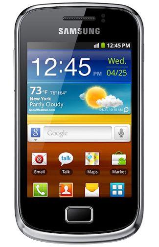 Samsung Galaxy Mini 2 S6500 Black