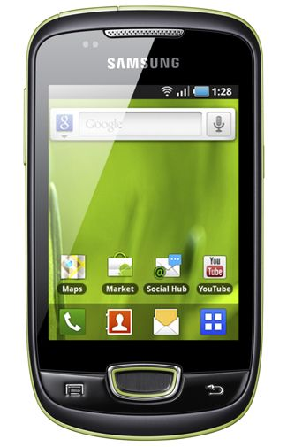 Samsung Galaxy Mini S5570 Orange