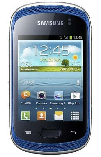 Samsung Galaxy Music S6010 Blue