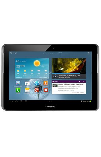 Productafbeelding Samsung Galaxy Note 10.1 N8010 WiFi Black