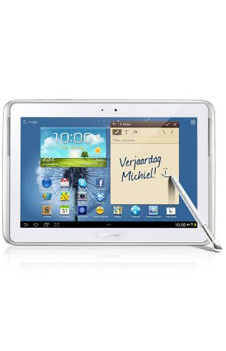 Productafbeelding Samsung Galaxy Note 10.1 N8010 WiFi White