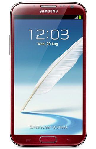 Samsung Galaxy Note 2 N7100 Ruby Wine