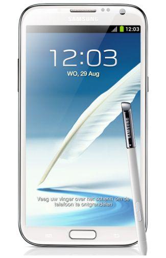 Samsung Galaxy Note 2 N7100 White