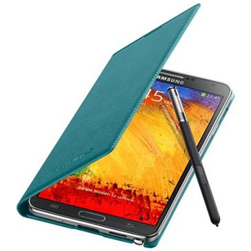 Samsung Galaxy Note 3 Neo Flip Wallet Mint