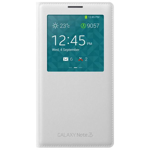 Samsung Galaxy Note 3 Neo S View Cover White
