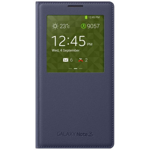 Samsung Galaxy Note 3 S-View Cover Indigo Blue
