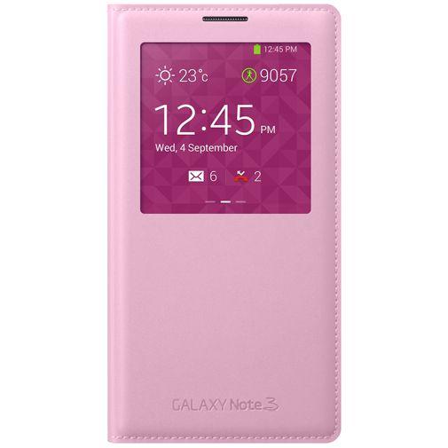Productafbeelding van de Samsung Galaxy Note 3 S-View Cover Pink