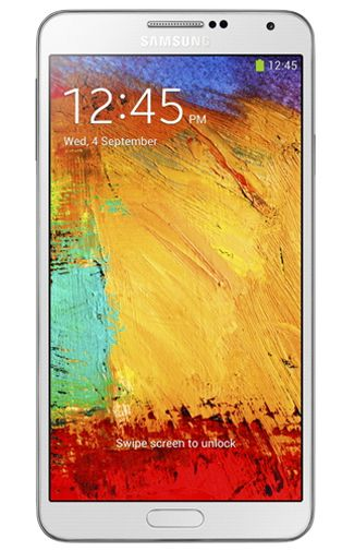 Productafbeelding Samsung Galaxy Note 3 N9005 White