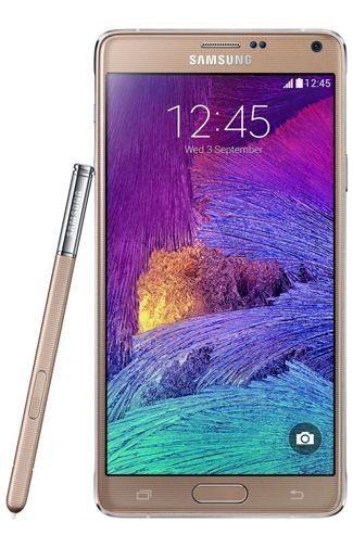 Samsung Galaxy Note 4 N910F Gold