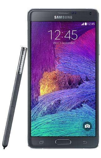 Samsung Galaxy Note 4 N910C Black