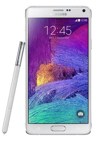 Samsung Galaxy Note 4 N910C White