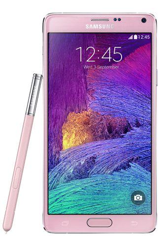Samsung Galaxy Note 4 N910F Pink