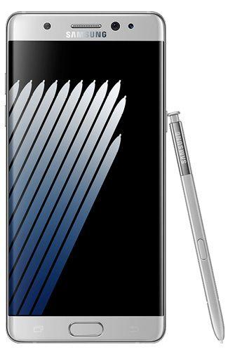 Samsung Galaxy Note 7 N930F Silver