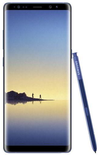 Productafbeelding van de Samsung Galaxy Note 8 N950 Duos Blue