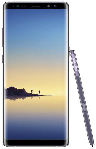 Productafbeelding van de Samsung Galaxy Note 8 N950 Duos Grey