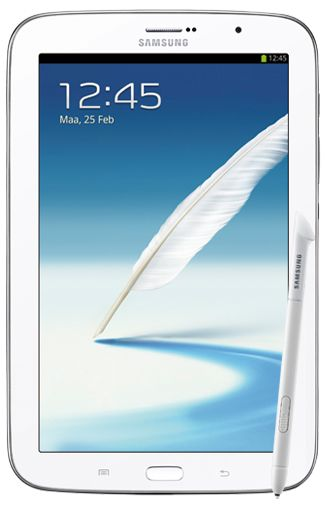 Productafbeelding Samsung Galaxy Note 8.0 WiFi N5110 White