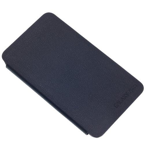 Samsung Galaxy Note Flip Case Blue
