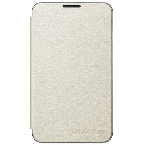 Samsung Galaxy Note Flip Case White