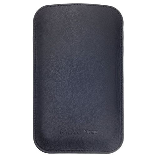 Samsung Galaxy Note Pouch Blue