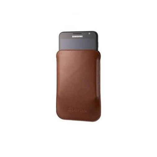 Samsung Galaxy Note Pouch Brown