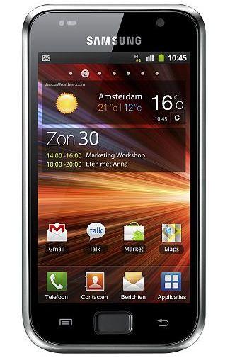Samsung Galaxy S Plus i9001 White