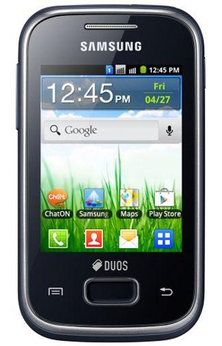 Samsung Galaxy Pocket Duos S5302 Black