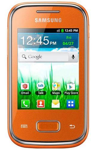 Samsung Galaxy Pocket S5300 Orange