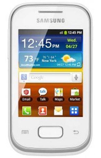 Samsung Galaxy Pocket S5300 White