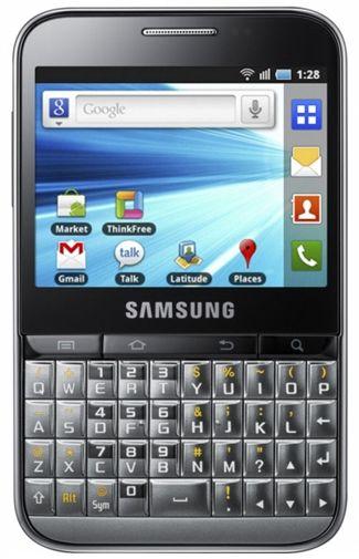 Samsung Galaxy Pro B7510 Silver