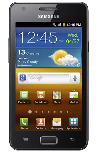 Samsung Galaxy R i9103 Black