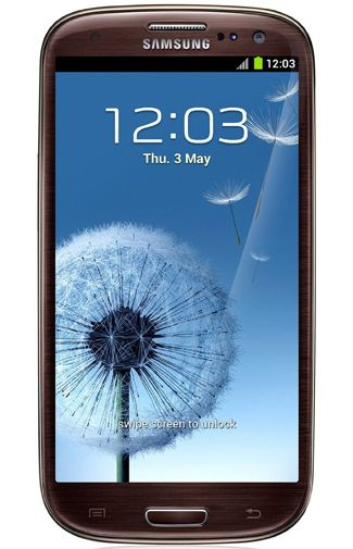 Samsung Galaxy S3 i9300 Brown
