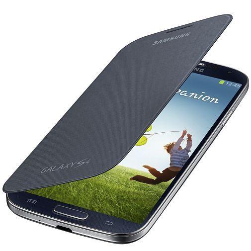 Productafbeelding van de Samsung Galaxy S4 Mini Flip cover Black