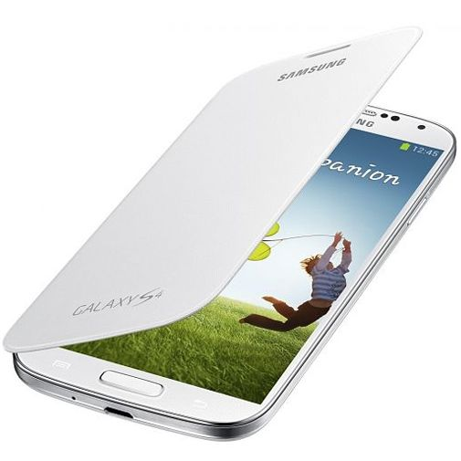 Productafbeelding van de Samsung Galaxy S4 Mini (VE) Flip cover White