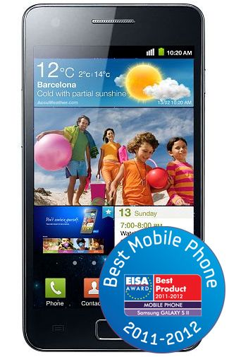 Samsung Galaxy S II i9100 Black -EU