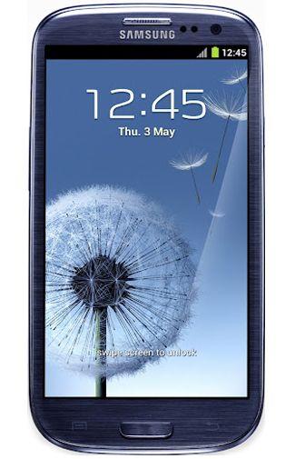 Samsung Galaxy S3 i9300 Blue