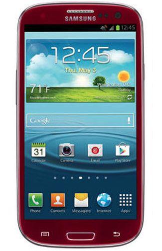 Samsung Galaxy S3 i9300 Red